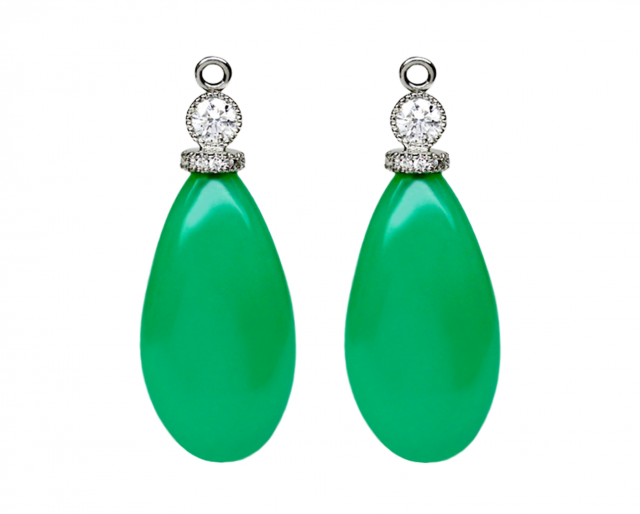 Green Chrysoprase Enhancers