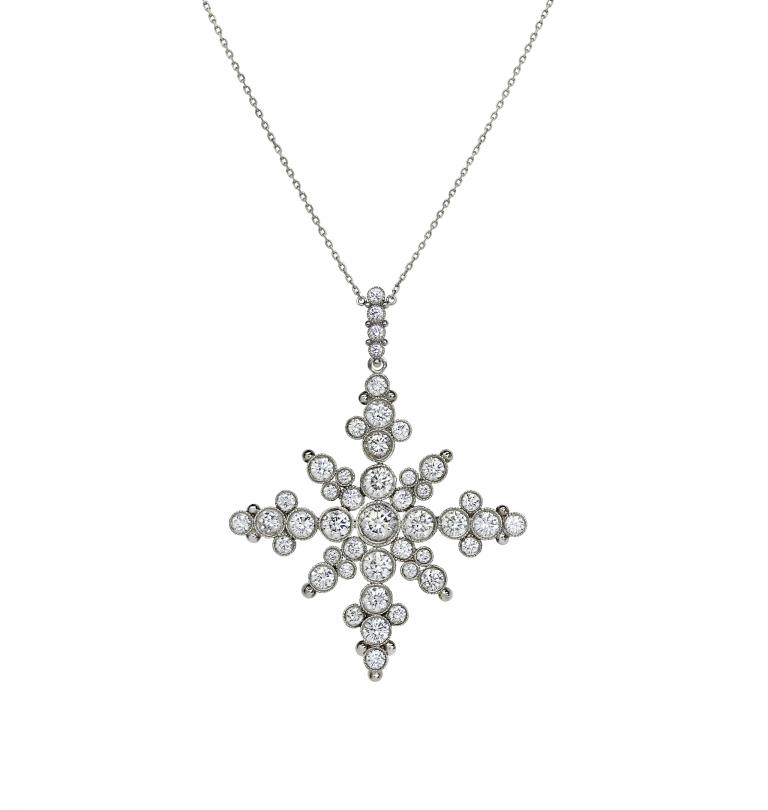 Dimond Snowflake