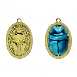 Gold scarab enhancers