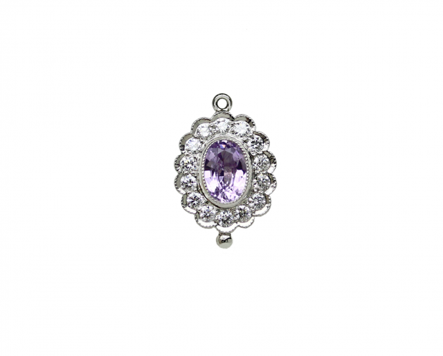 Lavender Spinel Bellie