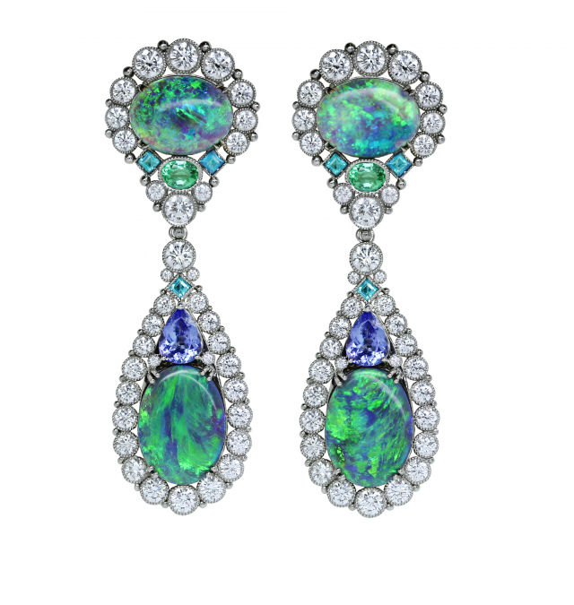 Opal Earrings2