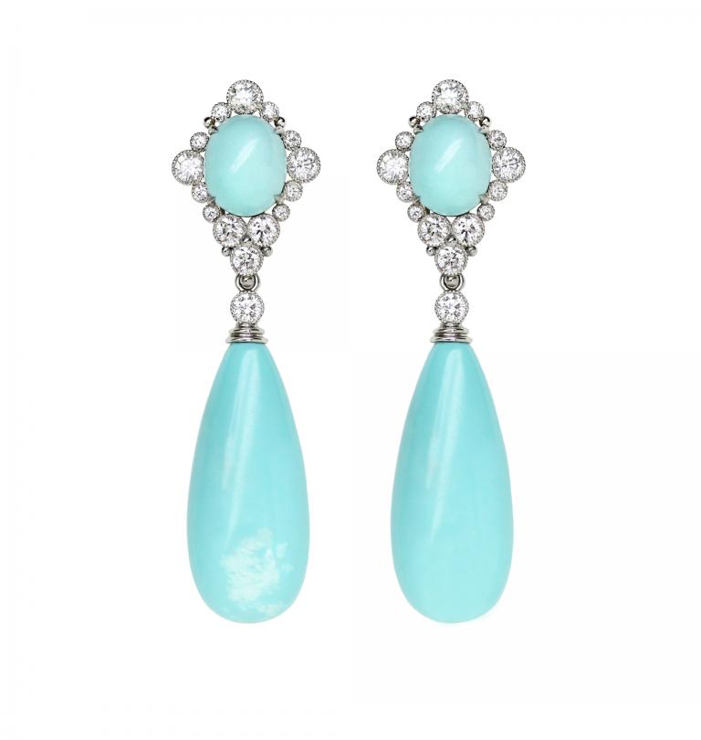Turquoise Hadleys