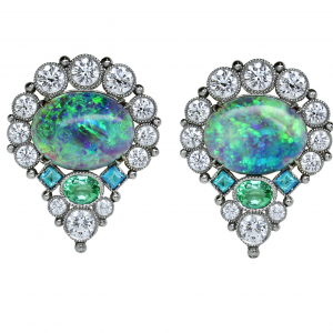 opal peacock tops