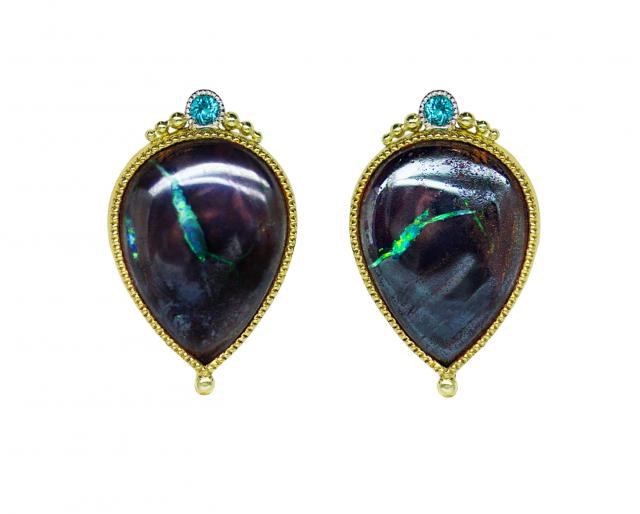 Gold Opal Tops