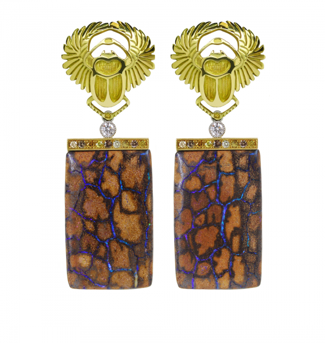 Le Tigre Earrings