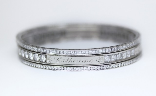 Deirdre's Family Bangle